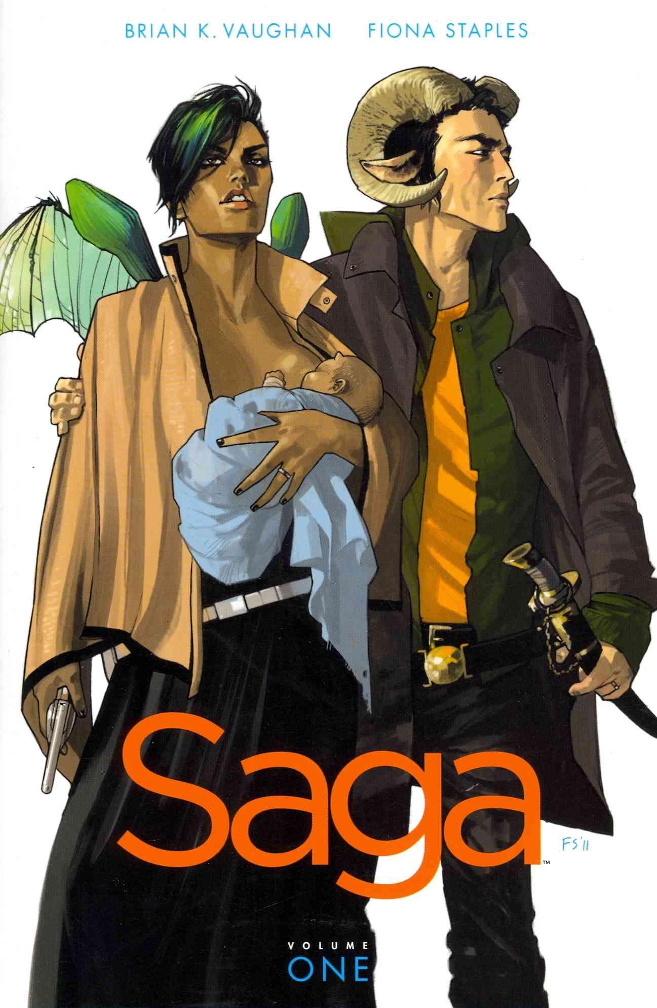 Saga 1 By Staples, Fiona (CON)/ Vaughan, Brian K (COR)
